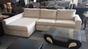 LARGE CHAISE SECTIONAL LEFT FACING - EXMOUTH FURNITURE