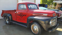 FREE 1950 Pick-up  2nd Annual Collector Car Auction May 22 24