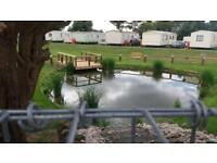 Perfect Starter Caravan for sale with direct beach access - £16,995