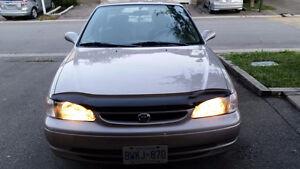 1998 Toyota Corolla LE Sedan(Emission Pass + Remote start+AC)