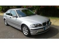 2004 04 BMW 320 2.0 TD SE 4 DOOR SALOON MOTED 6 SPEED LOVELY DRIVE PX SWAPS