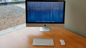 """iMac 27"""" From 2009 / Core i5 / 12GB RAM / 1TB/ Great software"""
