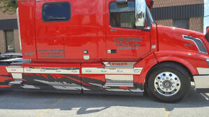 Transport Truck Graphic Specialists London Ontario image 2