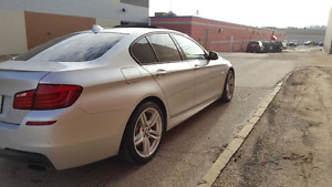 2011 BMW 5-Series 550i Xdrive V8, GREAT MILEAGE, NO ACCIDENT