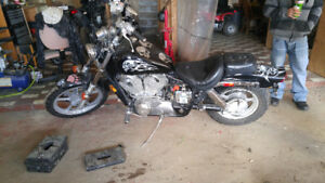 1999 honda 1100 shaft drive