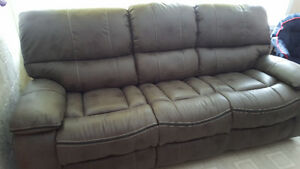 3 piece set New couches one week deal