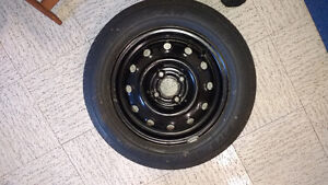 ***NEW RIM AND TIRE 175/65R-14***