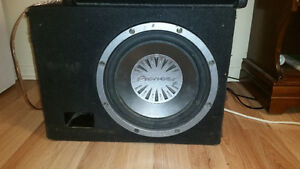 12 inch sub for sale