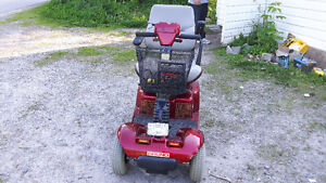 Cub electric scooter