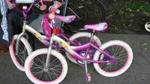 Bicyclette princesse