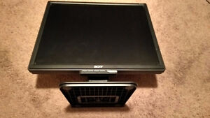 19 Inch Acer Monitor, Good Condition