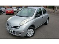 2006 NISSAN MICRA 1.2 S