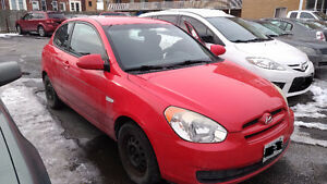 2007 Hyundai Accent Hatchback ETESTED&SAFTIED