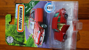 New Matchbox Moving Parts 1:64 Diecast