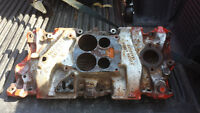 350 Small block Chevy Intake