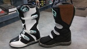 Used MSR Ladies Motorcross Boots Size 10