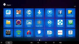Q Box Android5.1 TV BOX Amlogic S905 64bits 2GB/16GB Gigabit 100 Regina Regina Area image 2
