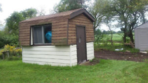 8x12 Shed for sale