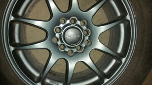 """For sale Continental tires with wheels RSSW number 15"""""""