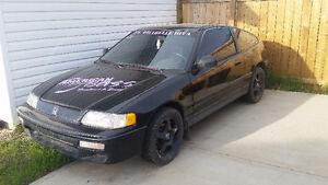 1991 Honda CRX Si Hatchback