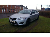 Ford Mondeo 1.8TDCi 125 2009 Edge Spares or repair