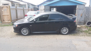 For sale 2012 Mitsubishi  lancer