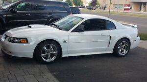 2003 Ford Mustang GT Supercharged