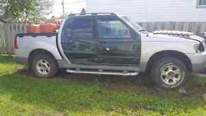 2001 Sport trac for parts