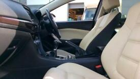 2013 Mazda 6 2.2d Sport Nav 4dr Manual Diesel Saloon