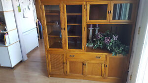 Sklar Pepper Oak cabinet