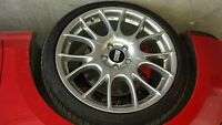BBS-CF Wheel Set for Audi-Benz-VW