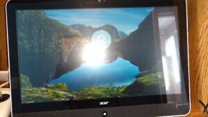 acer 21 inch all ion one computer