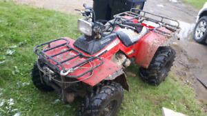 85 Honda Fourtrax 250 2wd