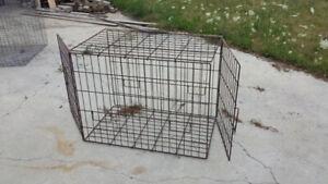 cage a chien et volaille ou lapin