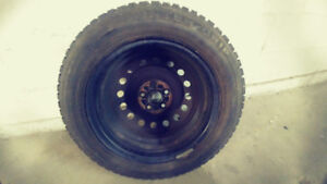 4x Winter Tires and Rims for sale