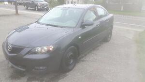2005 Mazda3 MANUEL  TOUTE EQUIPER!!  1250$