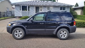 2006 Ford Escape XLT, V6 SUV, Crossover