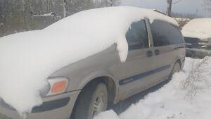 2004 Chevrolet Venture Minivan, Van $700 FIRM