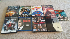 23 DVDs and Blu rays London Ontario image 3