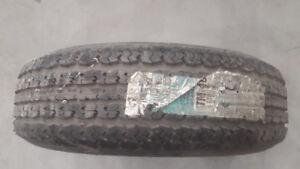 Trailer tire/rim