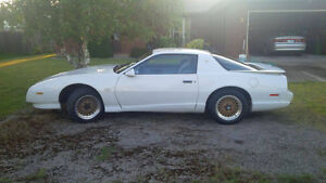 1991 Trans Am GTA 2,915 Produced $5750 Before Storage