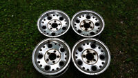 14 Inch x 6 Inch Wide Ford Ranger / Mazda B Series Alloy Rims