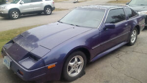 1986 Nissan 300ZX 2+2 Non-Turbo Coupe (2 door)