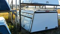 Pre-owned A.R.E. Commerical Canopy Built For 08+ Superduty L/B
