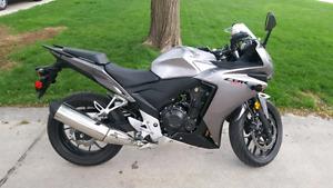 2015 Honda CBR500RA