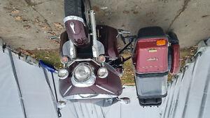 moto et sidecar