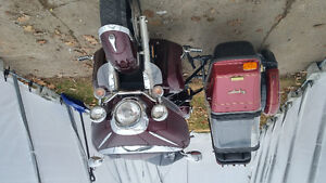 moto. a vendre cause maladie