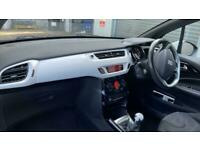 2015 Citroen DS 3 1.6 e-HDi DStyle Ice 3dr Hatchback Diesel Manual
