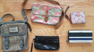 Purses, Wallets and clutch