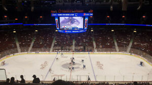Vancouver Canucks vs Montreal Canadiens -Sat Nov 17 - Center Ice